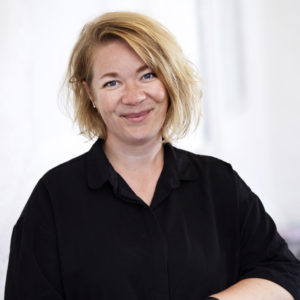 Christina Gamborg er proceskonsulent