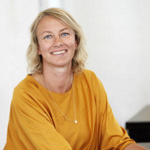 Rikke Kajhøj er proceskonsulent