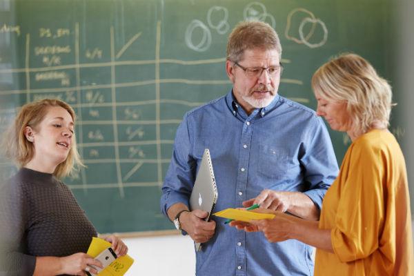 referencer omkring proceslederuddannelsen