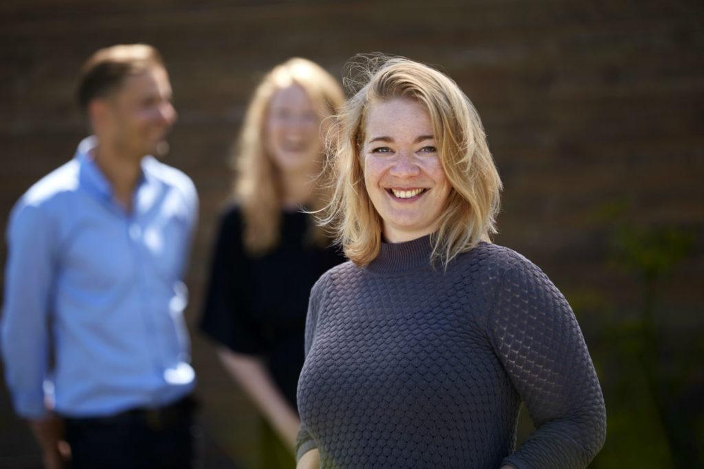 Christina Gamborg proceskonsulent ved go'proces