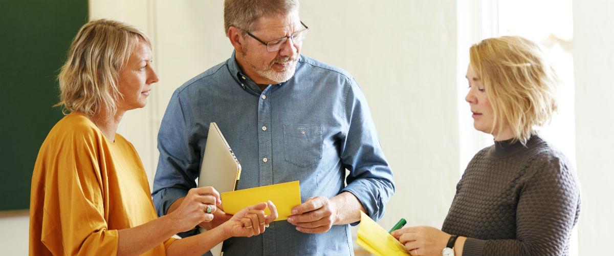 Procesledelse med valgmoduler for diplom i ledelse