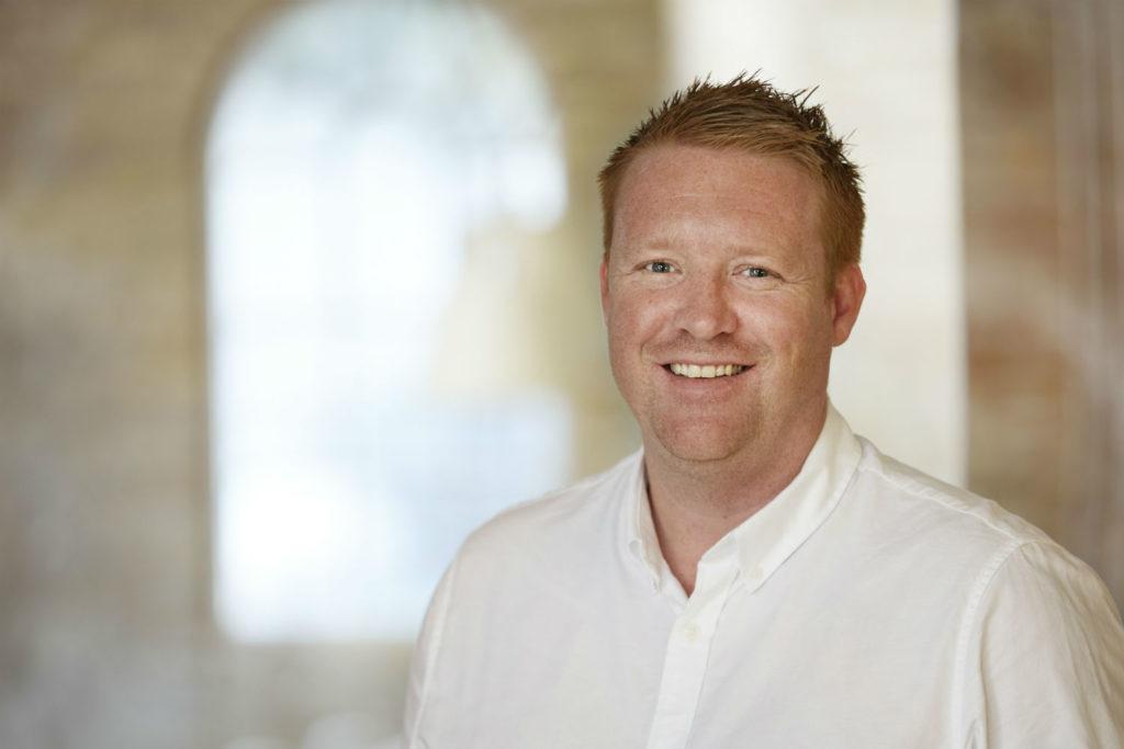Salgschef hos GoProces Martin Aastrup Søborg